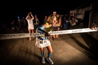 A finish at the Badwater 135 is unlike no other