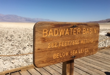 Badwater 135 starts here