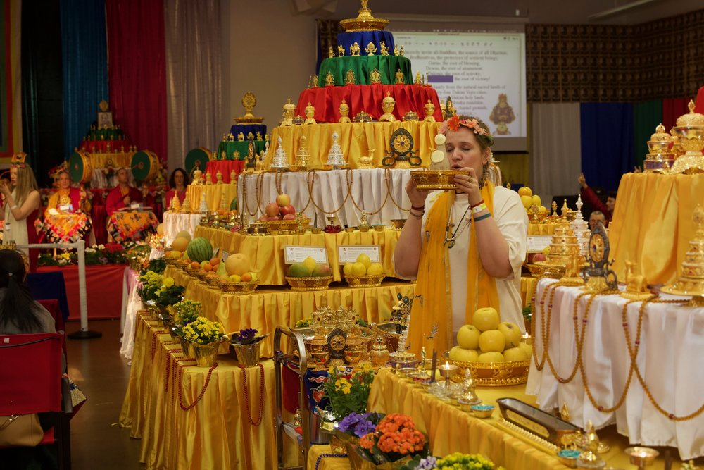 Save the date to attend the upcoming 2019 Grand Tara Drupchen on May 3rd through 5th