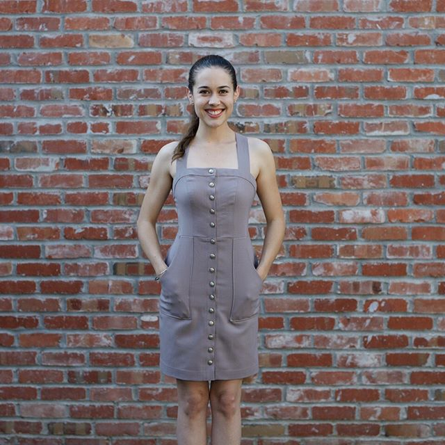 My #fionasundress is getting lots of wear and I'm loving it! There's something so fun about knowing the story behind who designed and made your clothes. Also, feeling confident in an garment you made yourself is even more fun than rocking an outfit you bought! . . . . . #sewing #handmadewarderobe #isewmyclothes #isewmyownclothes #imakemyclothes #imakemyownclothes #diy #ilovesewing #memade #memadewardrobe #memadewardrobe2018 #memadeeveryday #isew #diysewing #diyfashion #indiesewing #indiesewingpattern #indiepatterns #handmadefashion #handsewn #handsewing #fashion #fashiondesign #fashiondesigner #fashionstudent #closetcase #closetcasepatterns #jayamade