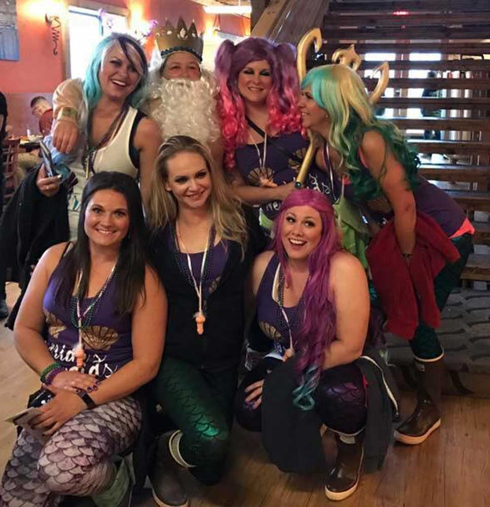 Pirate & Mermaid Pub Crawl -