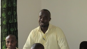ABEL BANAFOE  Country Facilitator - Ghana