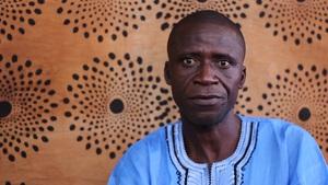MOMO SENAH National Director - Liberia