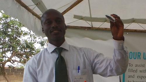 ALLEN KOKI National Director - Uganda