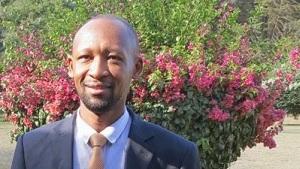 BONHEUR HERI National Director - Congo