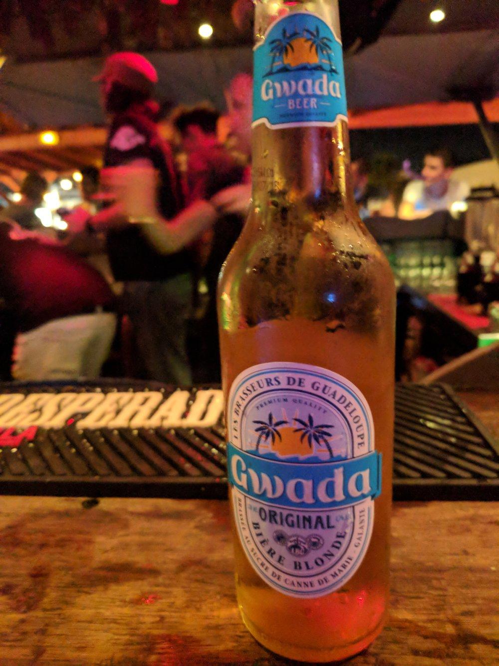Gwada Beer