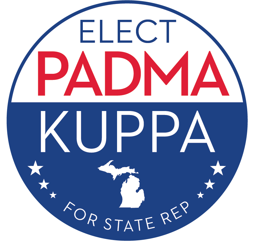 Padma Kuppa for State Rep
