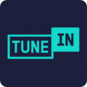 We are on TuneIn!