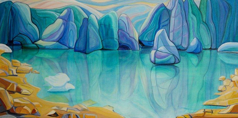 Glacial Reflections II