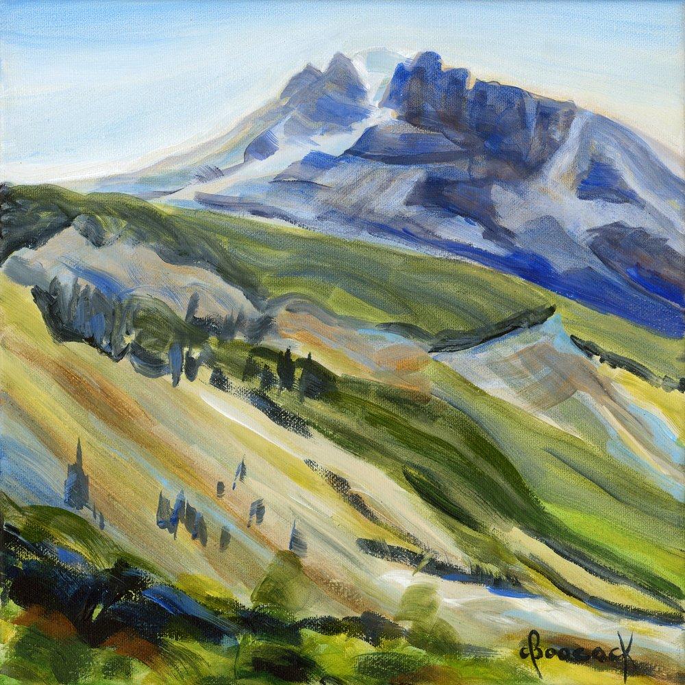 Springtime - Tekarra Mountain