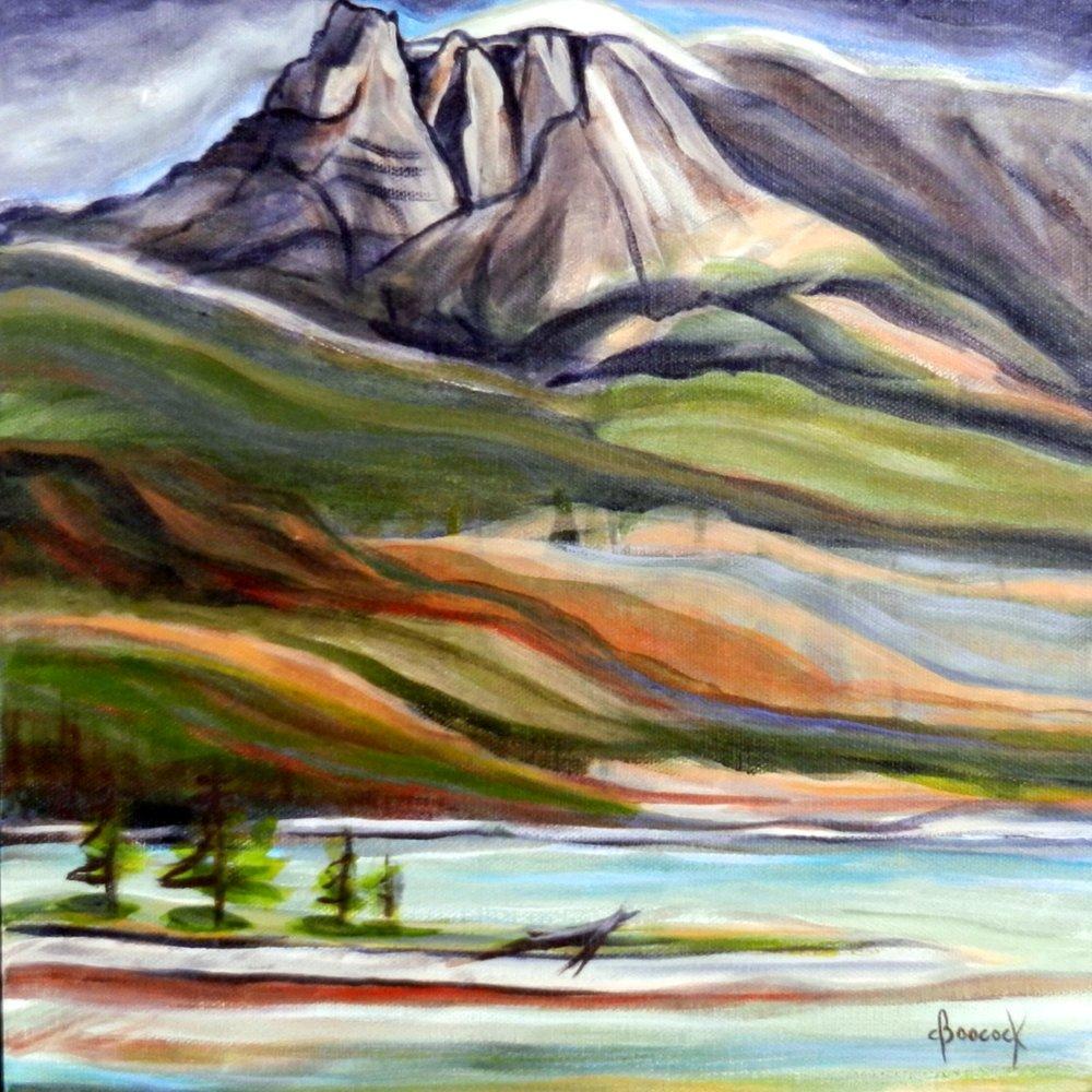 Tekarra Mountain