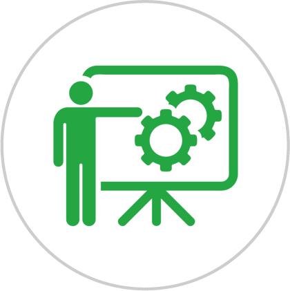 Define el alcance de tu inventario de gases de efecto invernadero y el equipo responsable.