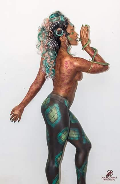 Body Painting -