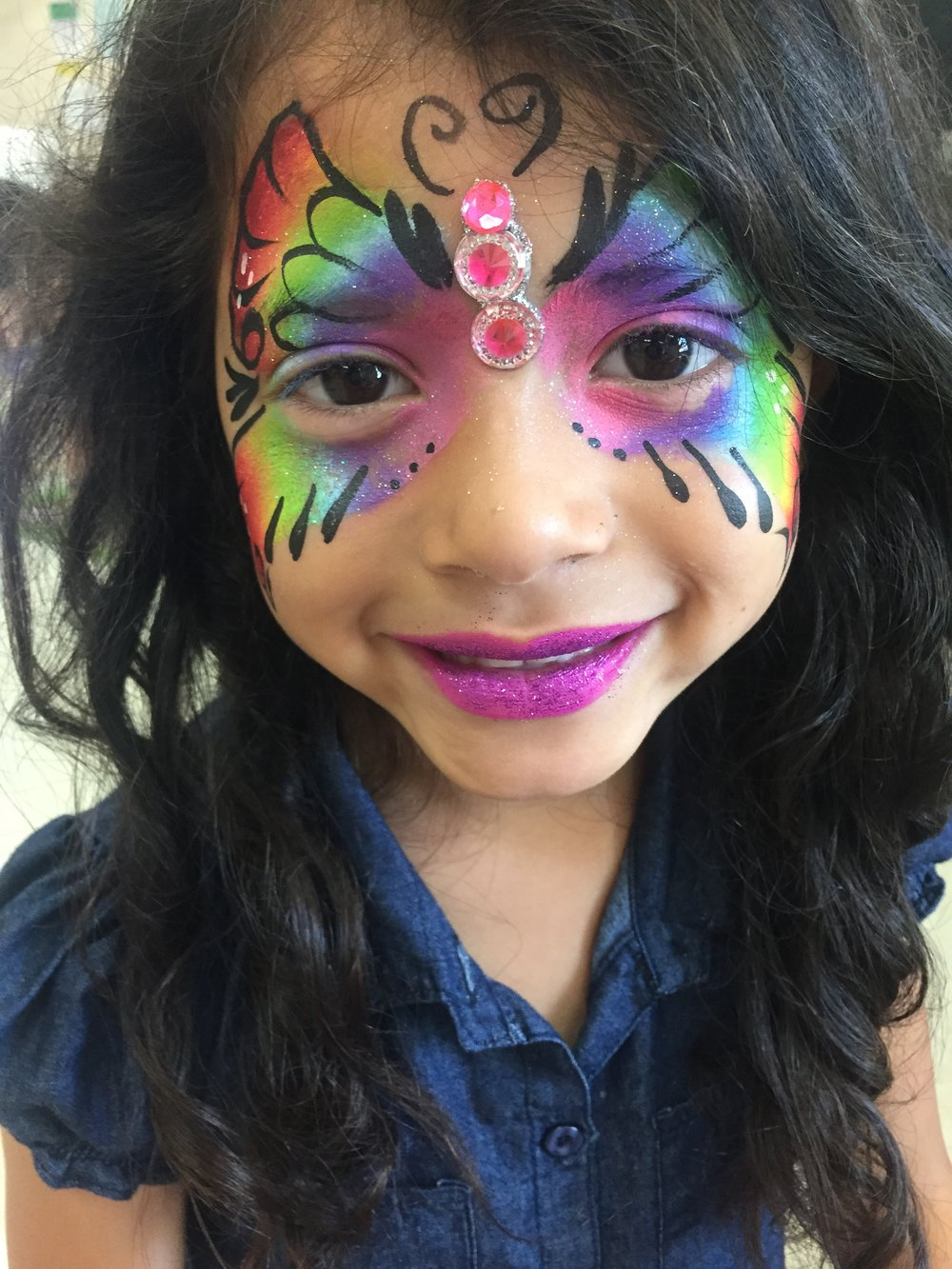 Kids Face Painting -