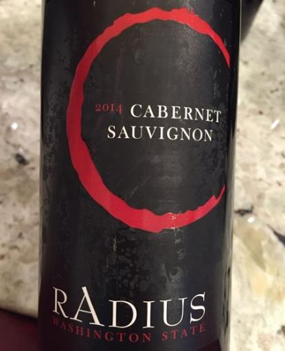 Episode 13: Radius Reserve Cabernet Sauvignon Colombia Valley Washington State