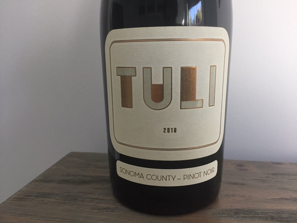 Episode 17: Tuli Pinot Noir from Sonoma County