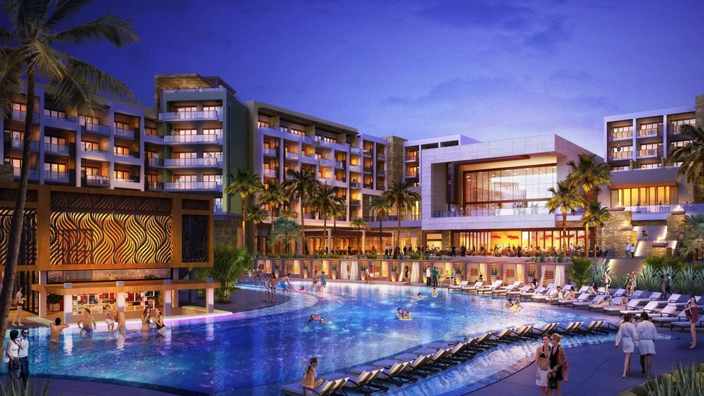 Best New Resorts2019 -