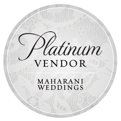 Maharani Weddings - Indian Destination Weddings Platinum Vendor.png