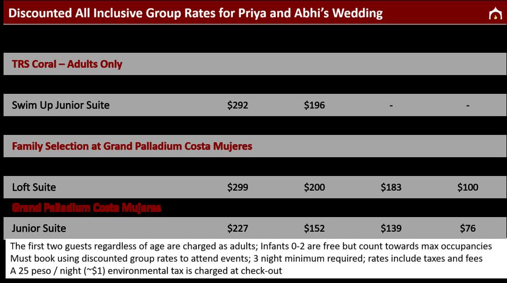 Priya and Abhi - Discounted Group Rates GP TRS.png