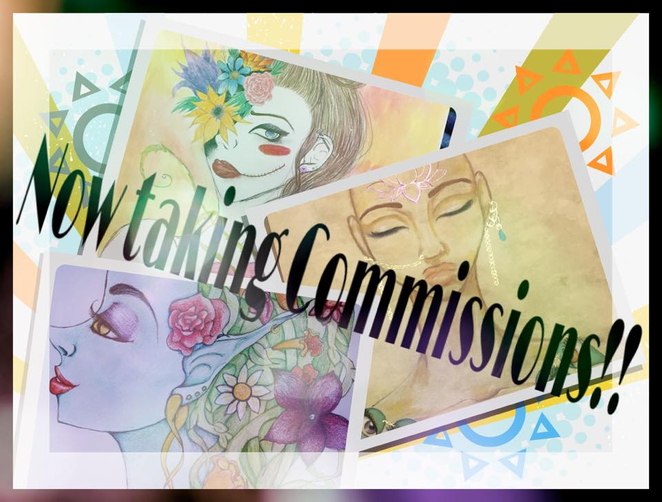 Commission Box! - Click here for your very own Commision!