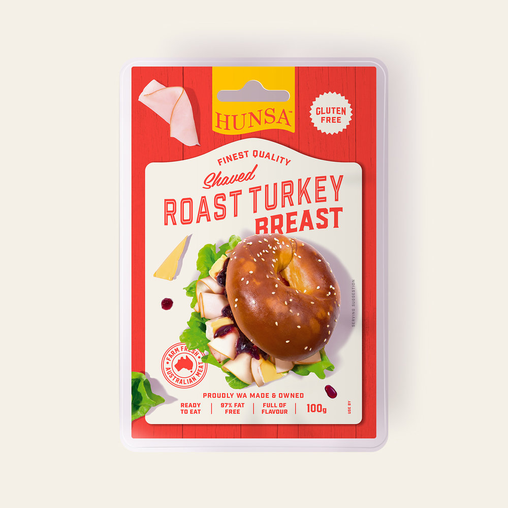 Roast Turkey Breast 100g