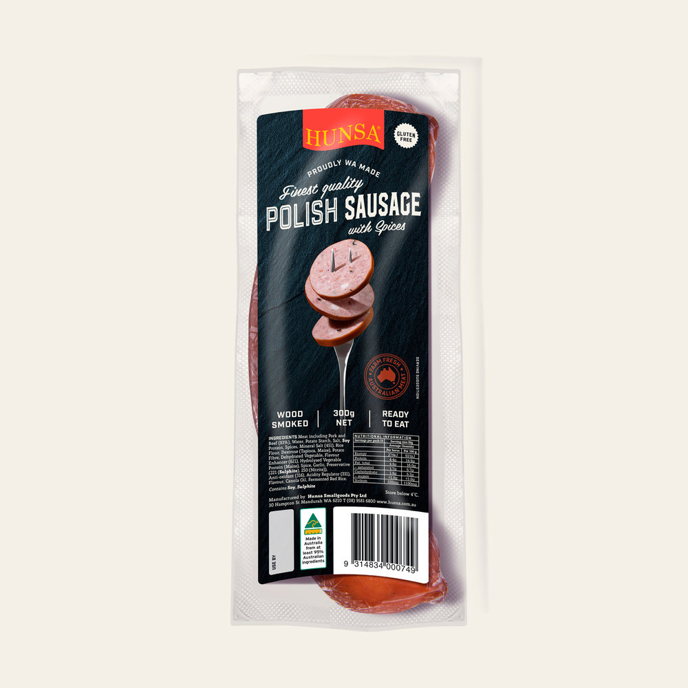 Polish Sausage with Spices 300g