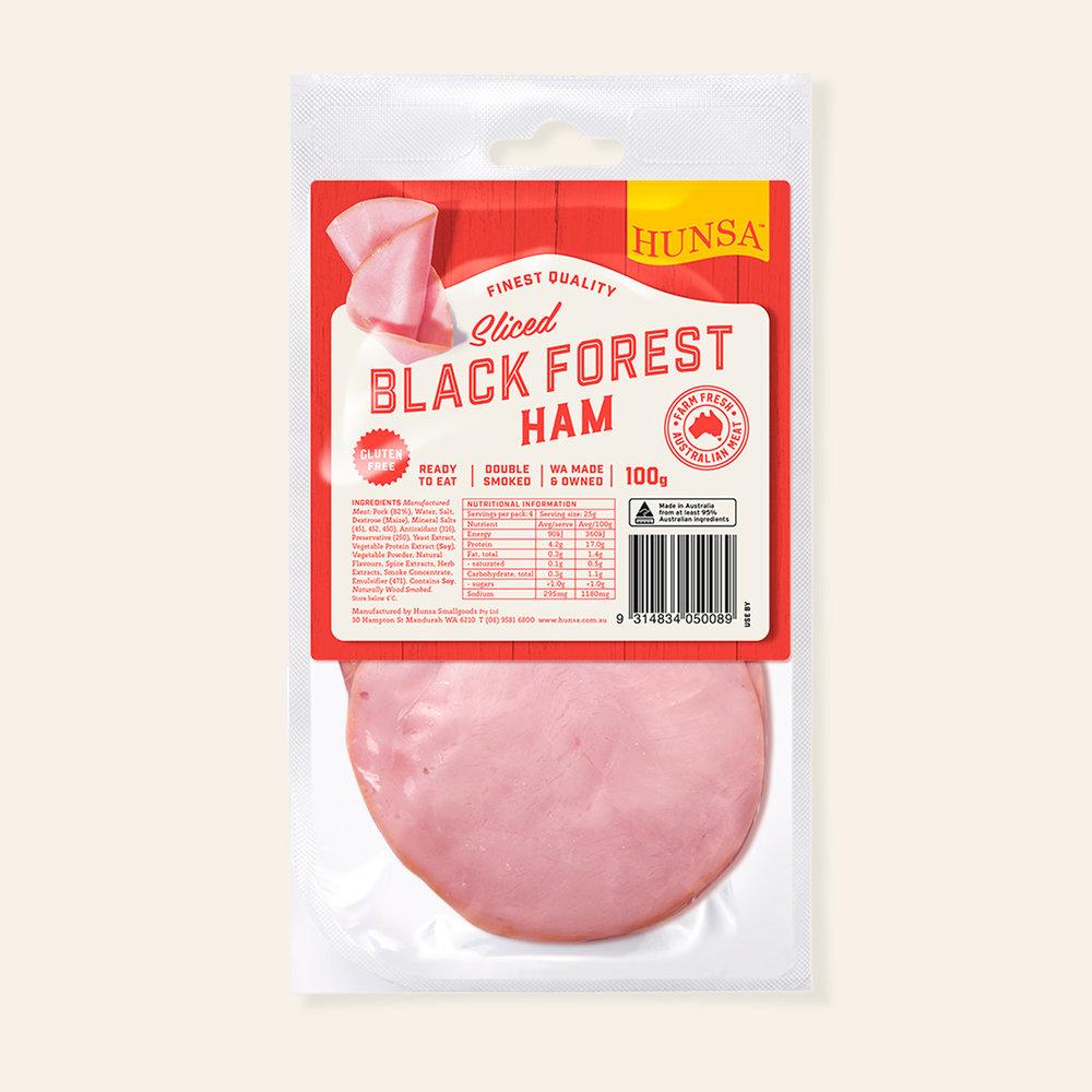 Black Forest Leg Ham 100g
