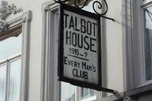 Talbot House - the birthplace of Toc H.