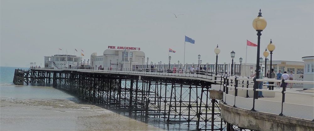 The Pier, Worthing UK