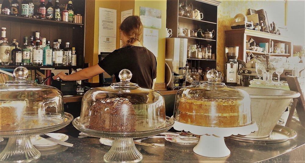 The Vintage Tea Room - So many choices