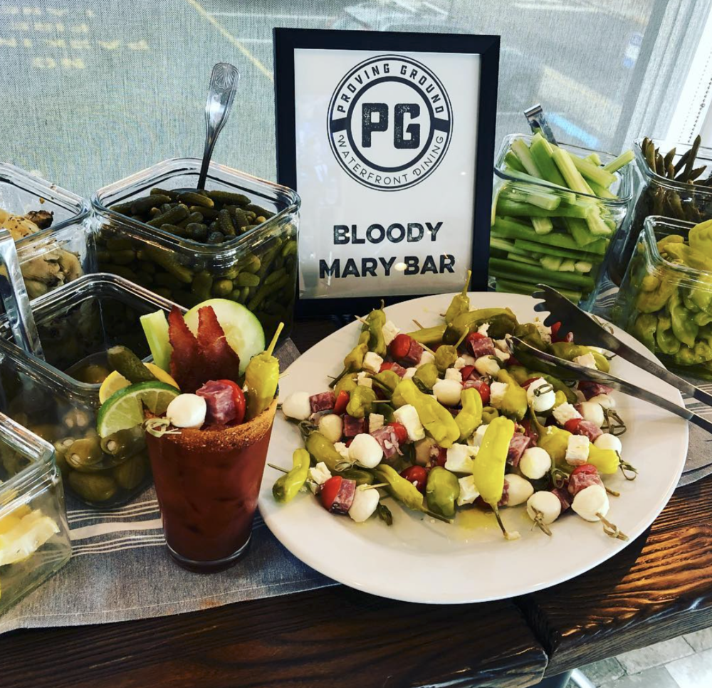 Work hard, brunch harder - Join us for the Recovery Brunch every Sunday from 10 am - 3 pm. Omelets, chicken & waffles, avocado toast…did we mention the Blood Mary bar?
