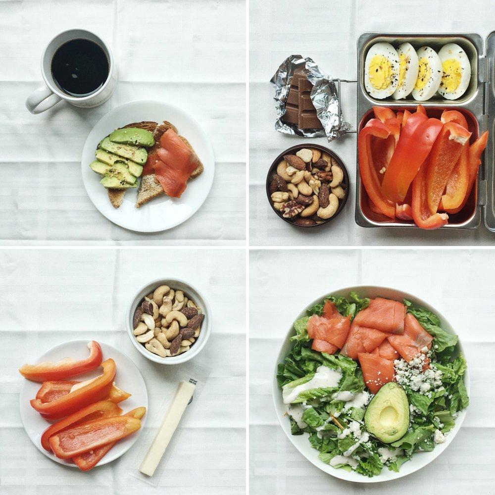 bridal diet food