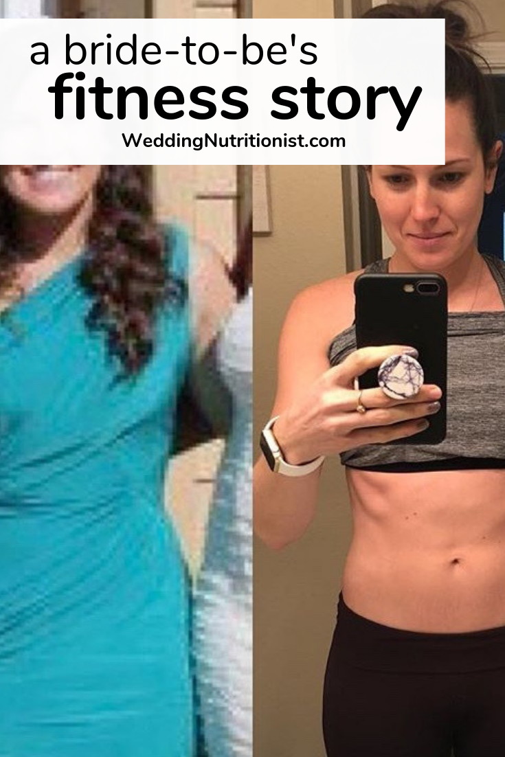 One Bride-to-Be's Fitness Story