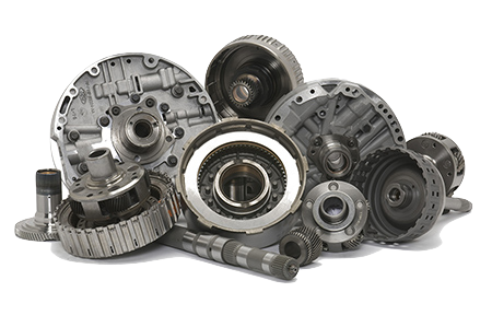 Parts used in our auto transmission repair services in Adelaide