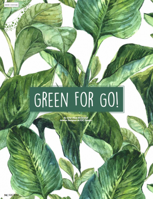 Green for go | Society Magazine