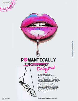 Romantically Designed | Society Magazine