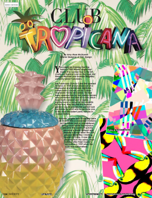 Club Tropicana | Society Magazine