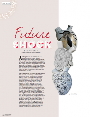 Future Shock | Society Magazine