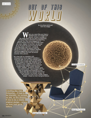 Out of this world | Society Magazine