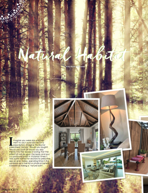 Natural Habitat | Society Magazine