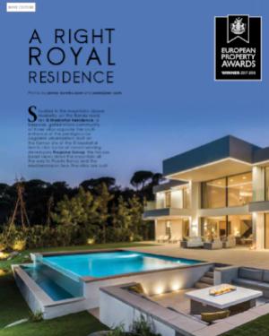 El Madroñal Residence | Society Magazine