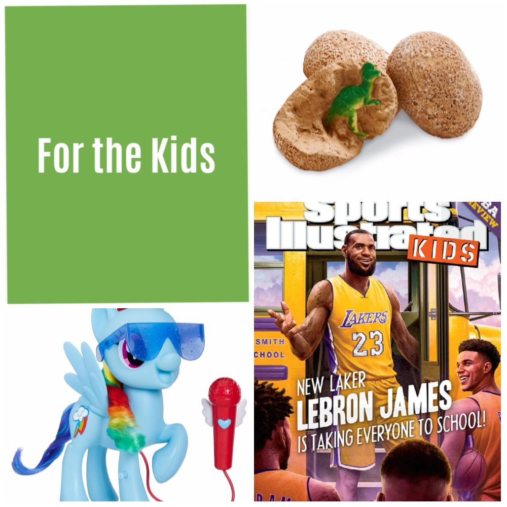 gift ideas for kids 2018