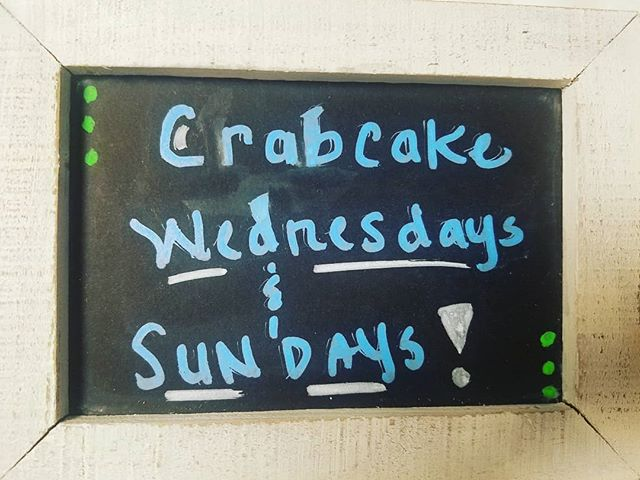 Since you all loved crabcake Sundays in May, we're making it a regular thing! We open today at 1:30p.... So see us for your crabcake fix🤗  Follow @StillApron or see bio for location details. #StillApron #StayHungry #Crabs #Crabcakes #Seafood #Soulfood #Burgers #Wings #Eat #Foodie #Yummy #Chesapeake #Portsmouth #Suffolk #Hampton #VaBeach #Norfolk #NewportNews #757 #757Restaurant #757Food #804 #23321 #VA #Virginia #supportsmallbusiness #buylocal
