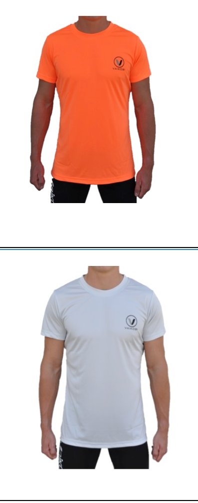 NEW! V OCEAN UV PERFORMANCE TOPS: super lightweight, UV 50+, Relaxed Fit .    Stay Visible!    Available: S, M, L, XL .      $55.00