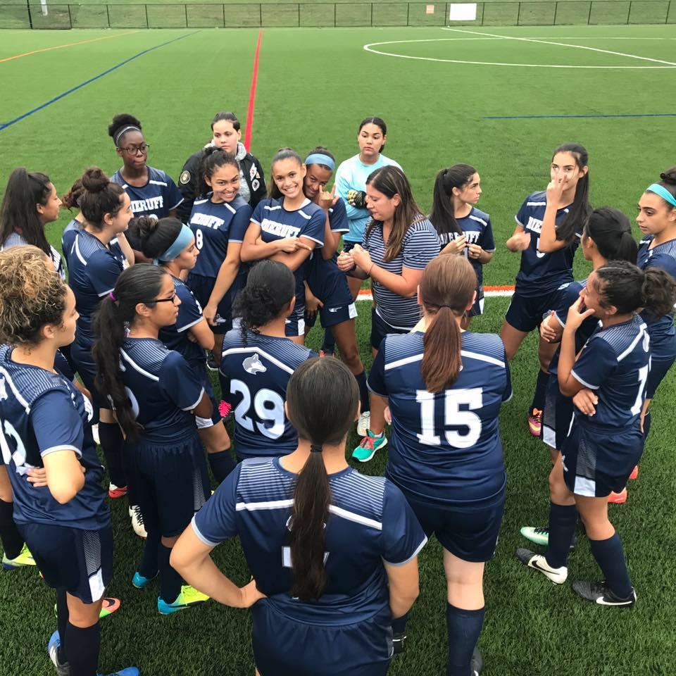 Dieruff Girls Soccer