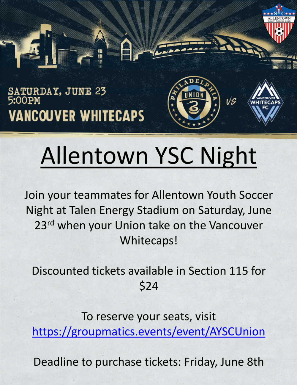 AYSC Union game.png