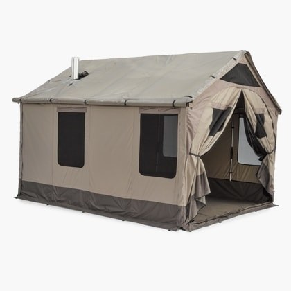 Example of Barebones® tent.