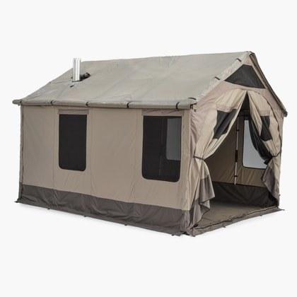 Example of Barebones® tent.
