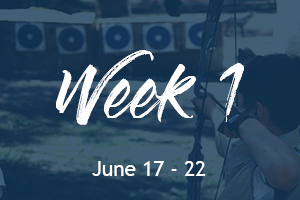 Scout Camp at Hinckley Scout Ranch | Week 1