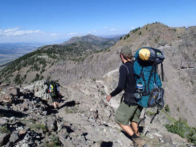 Skyrim Ridgeline Hikers.jpg